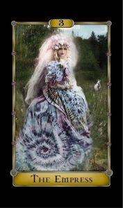 The Empress Tarot Card - Magical Realism Tarot Deck