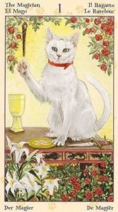 The Magician Tarot Card - Tarot Decks