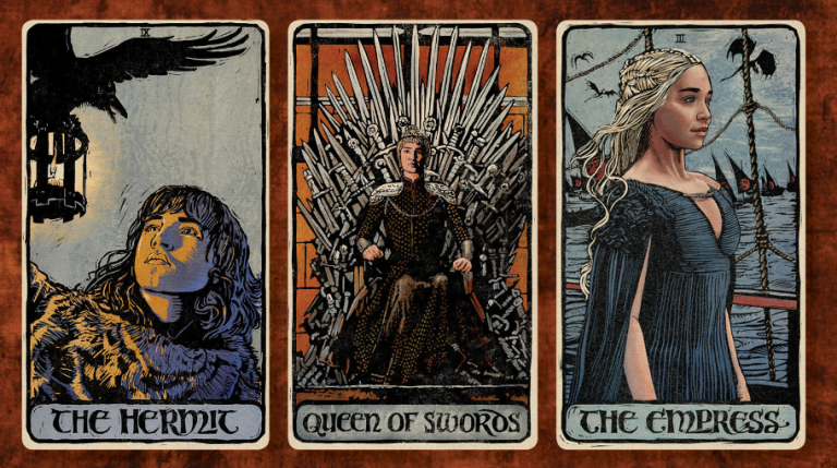Game of Thrones Tarot Cards