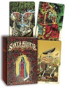 Santa Muerte Tarot Deck - Book of the Dead