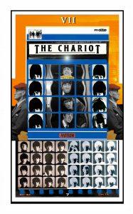 The Chariot Tarot Card - The Beatles Tarot Deck
