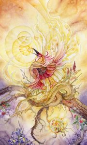 Death - Shadowscapes Tarot Deck