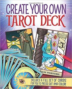 Create Your Own Tarot Deck - Alice Ekrek