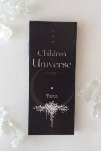 Children of the Universe Tarot - Major Arcana Black Tarot Deck