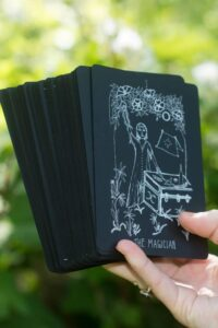 Wanderer's Tarot Deck ~ Midnight Edition